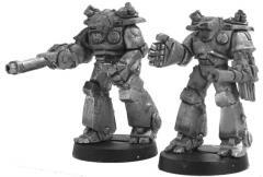 Power Armor Troopers #3