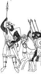 Later Crusaders 1128-1302