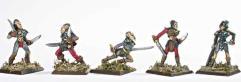 Shadow Elf Swordmen