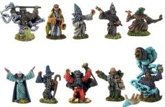 Wizards - Masters of Sorcery