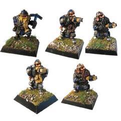 Dwarves w/Crossbow