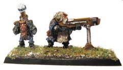 Dwarves w/Giant Crossbow