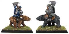 Bear Riders w/Axe