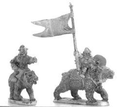 Bear Riders w/Axe Command