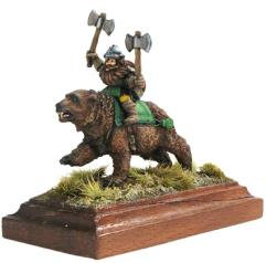 Bear Riders Hero