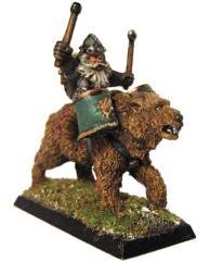 Bear Riders Drummer