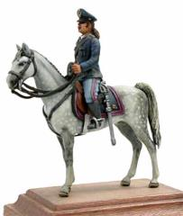 Policewoman - Mounted