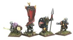 Goblin Command #1