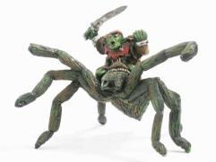Spider Rider w/Sword