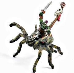 Spider Rider Sorcerer