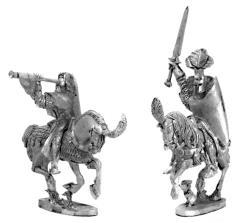 Cavalrymen Command
