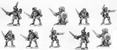 Halfmen Swordmen #1