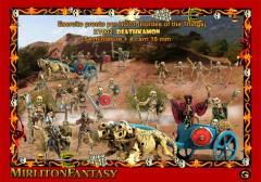 Deathkamon Army
