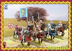 Starter Set - Light Cavalry 1430-1500