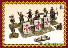 Medieval Italian Soldiers