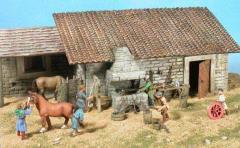 Medieval Smith Workshop