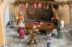 Medieval Pork Seller
