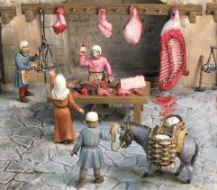 Medieval Beef Seller