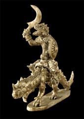 Lizardman Iguanid on Thecodont #2