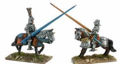 Human Knights w/Heavy Armor & Armored Horses