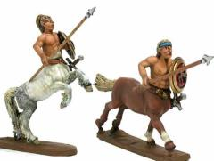 Centaurs w/Spear & Shield
