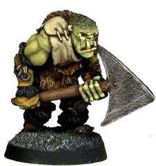 Great Big Orc Warrior #1