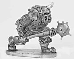 Great Big Orc Warrior #2