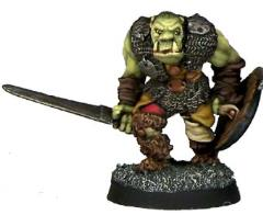 Great Big Orc Warrior #4