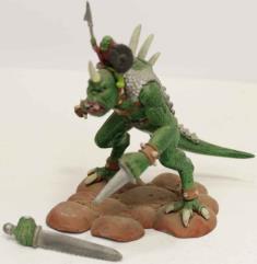 Orc Giant Juggernaut w/Rider #1