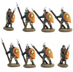 Warriors w/Spear