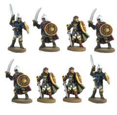 Warriors w/Sword