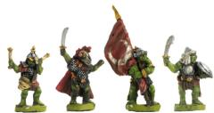 Orc Command Group #2