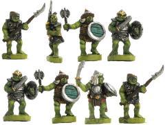 Orc Warriors #1
