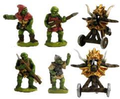 Field Crossbows w/Crew