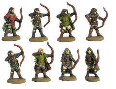Wood Elf Archers