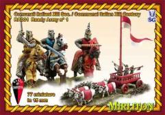 Italian Communal Army - XIII Century