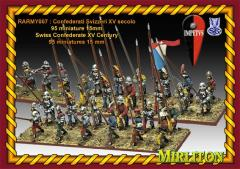 Swiss Confederates - XV Century