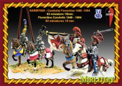 Florentine Condotta 1440-1494