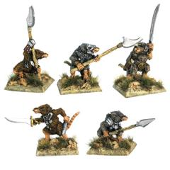 Ratscum w/Two-Handed Weapons