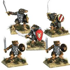 Ratscum w/Sword & Shield