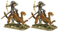 Weasel Riders w/Bow