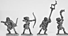 Wood Elf Archers Command
