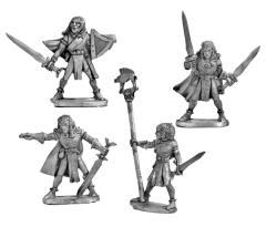 Wood Elf Spearmen Command
