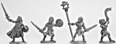 Wood Elf Swordsmen Command
