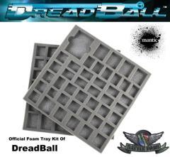 DreadBall Foam Kit for Game Box