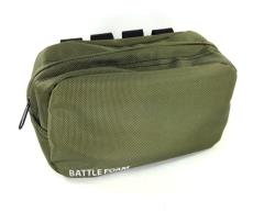 P.A.C.K. Molle Accessory - Ditty Bag (Olive Green)