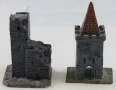 Miscellaneous Castle Ruins #1
