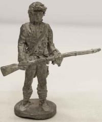 54mm American Revolutionary War Soldier