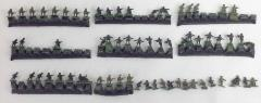 1:300 WWII Infantry Collection #1