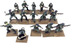 32mm German Troops #1